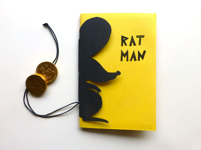 Rat Man, álbum ilustrado